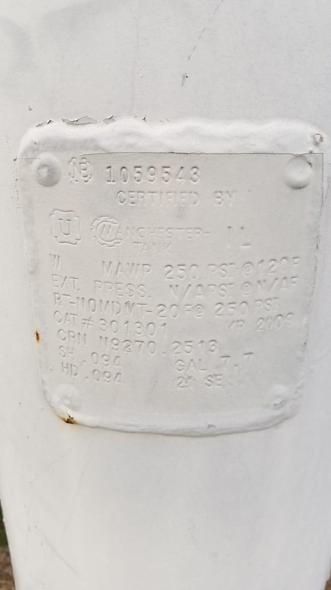 Reboiler, 500 MBTU, Glycol REG-8909