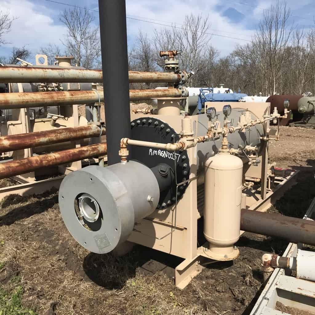 Reboiler, 125 MBTU, Glycol WHI-71