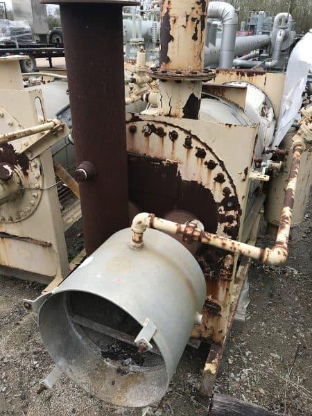 Reboiler, 125 MBTU, Glycol