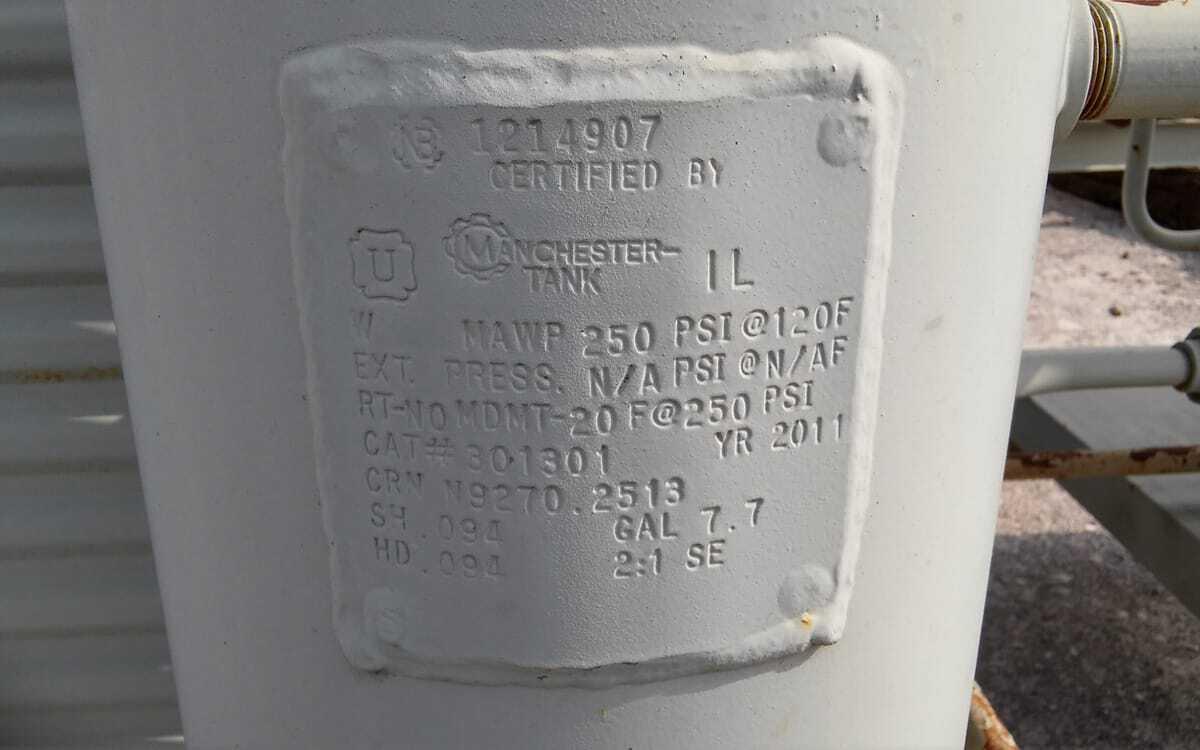 Reboiler, 200 MBTU, Glycol REG-P1676