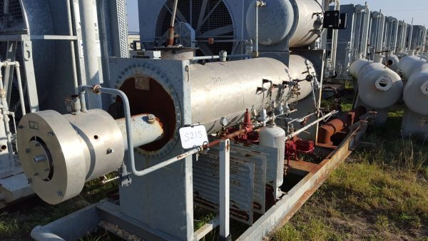 Reboiler, 300 MBTU, Glycol