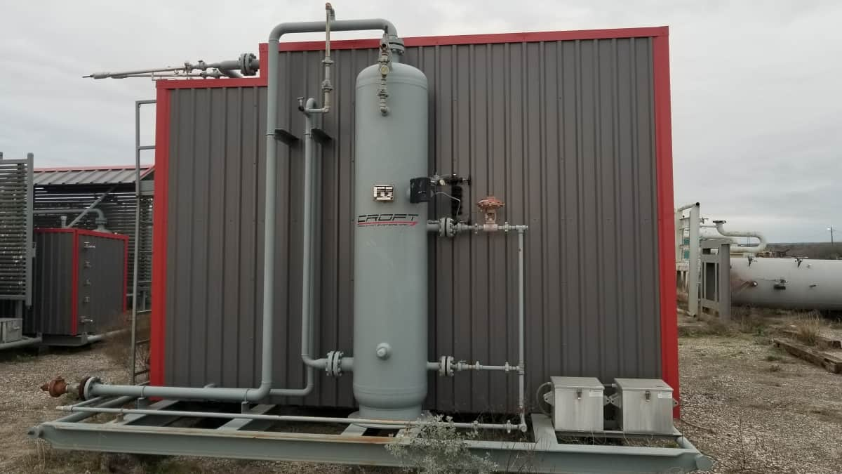 Chemical Injection System, 3MM CIS-105-106