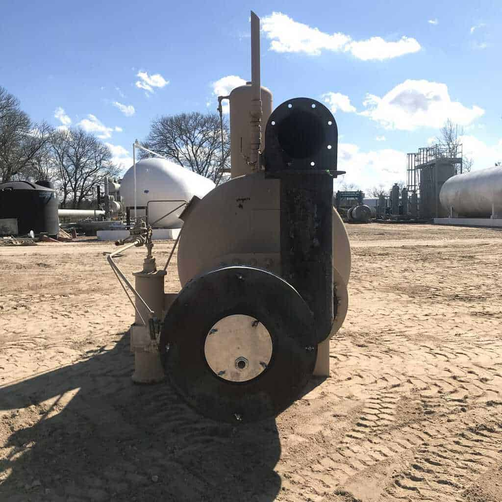Heated Separator WHI-05