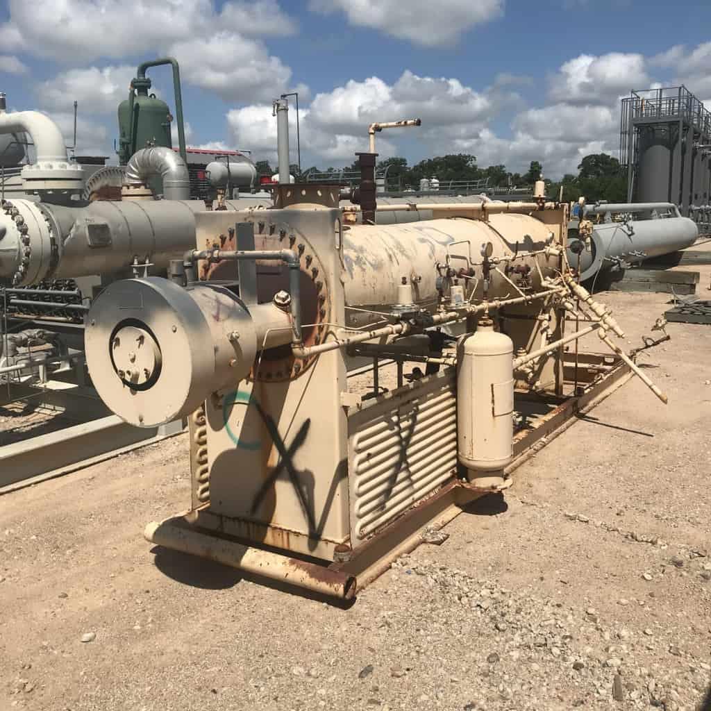 Reboiler, 200 MBTU, Glycol REB-261