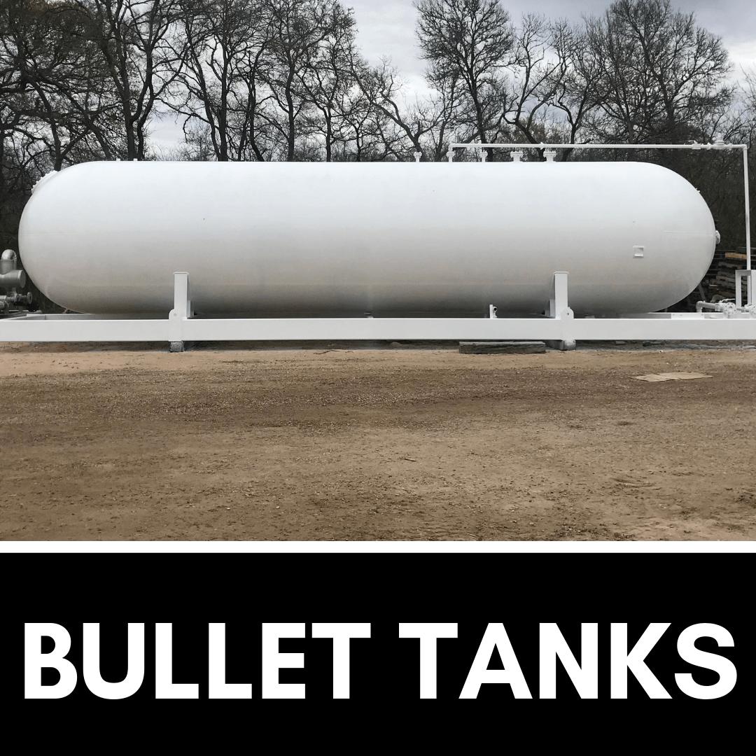Bullet Tanks