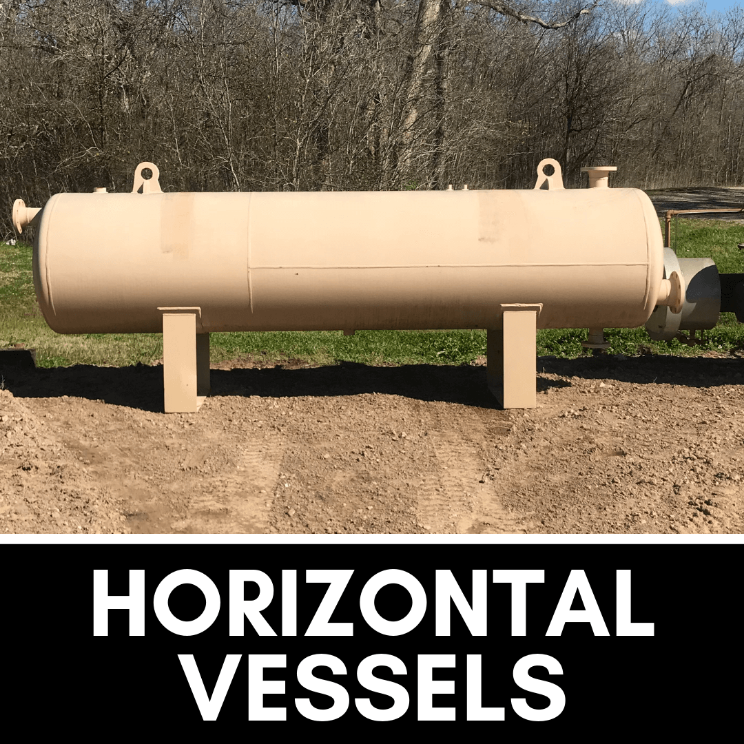 Horizontal Vessels