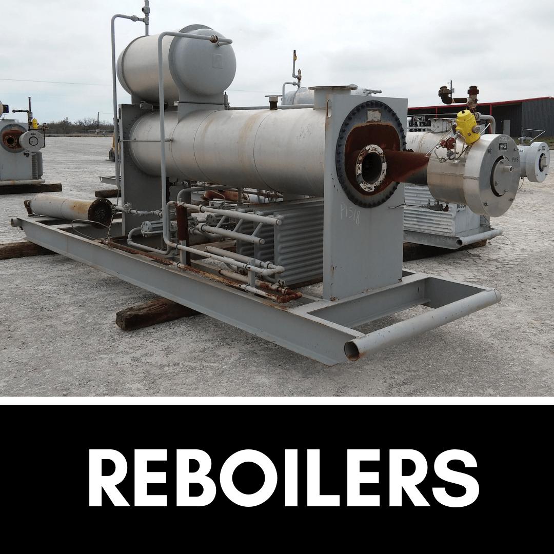 Reboilers