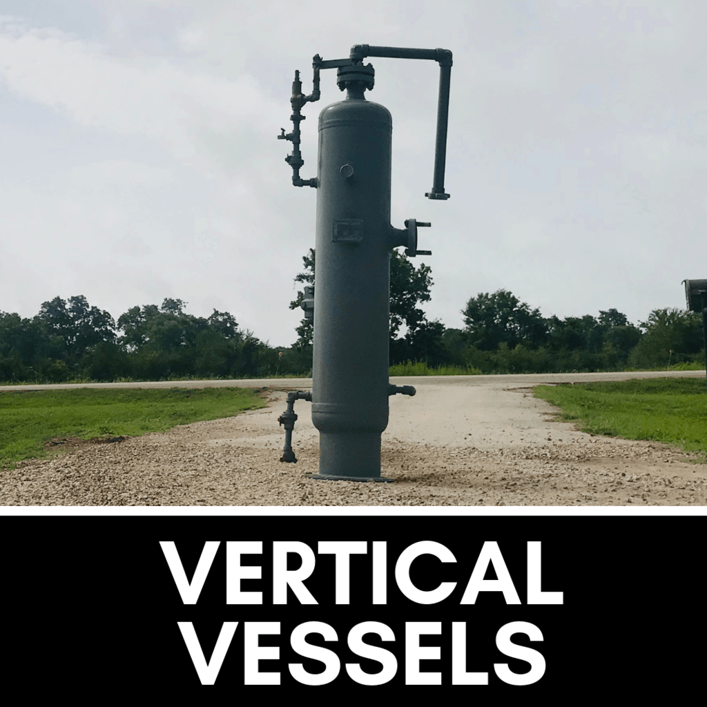 Vertical Vessels