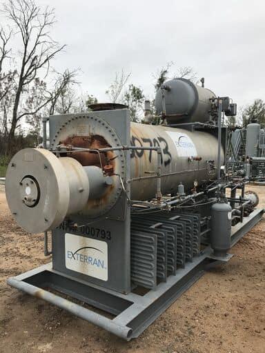 Reboiler, 500 MBTU, Glycol