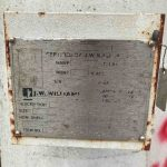 Separator 20″ x 10′ Vertical 2 Phase 1440