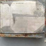 Separator 20″ X 7′ Vertical 3  Phase 1440 VSEP-003-1