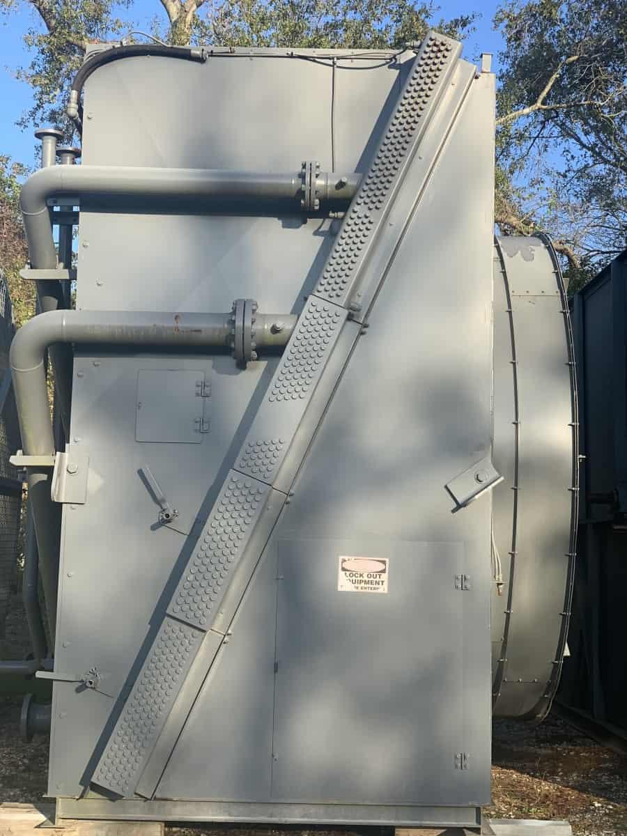 144EH 3 Stage Compressor Cooler 189048D-1