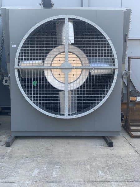 72EH 3 Stage Compressor Cooler