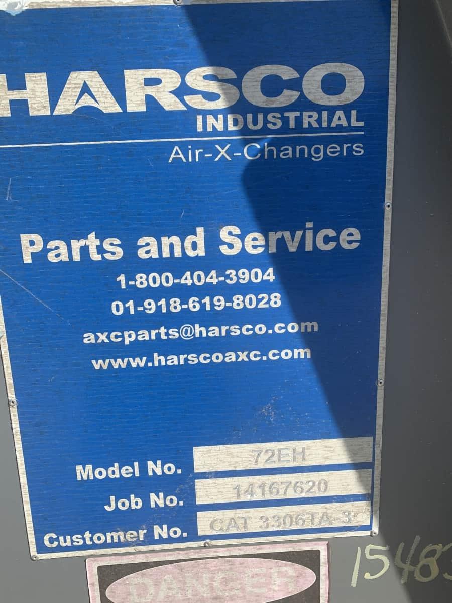 72EH 3 Stage Compressor Cooler 14167619-1