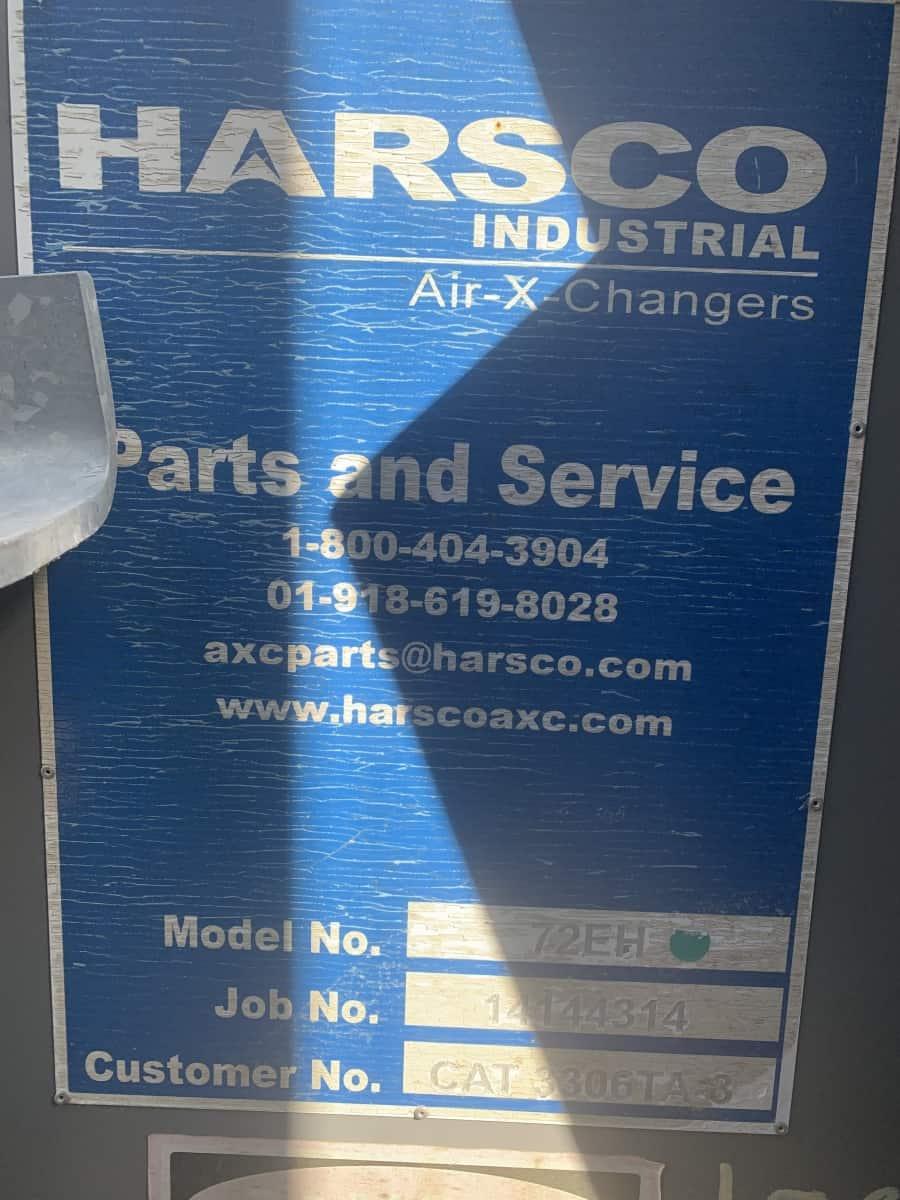 72EH 3 Stage Compressor Cooler 14144308-1