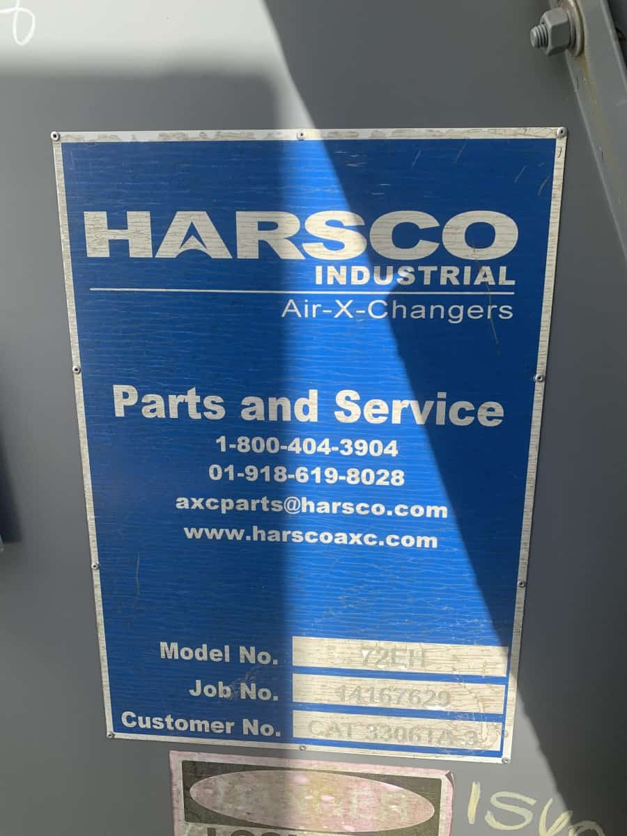 72EH 3 Stage Compressor Cooler (Copy) 14167622-1