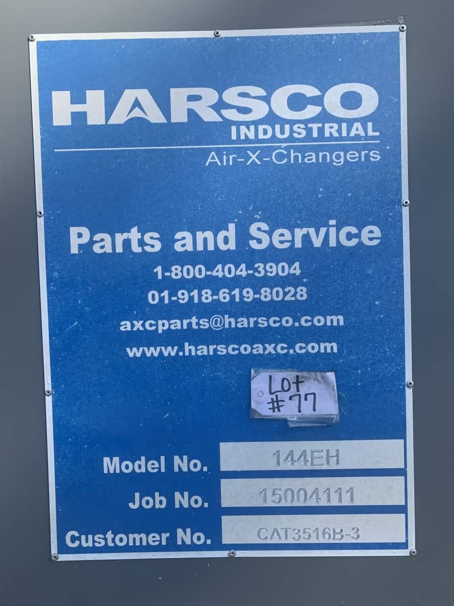 144EH 3 Stage Compressor Cooler 15004101-1
