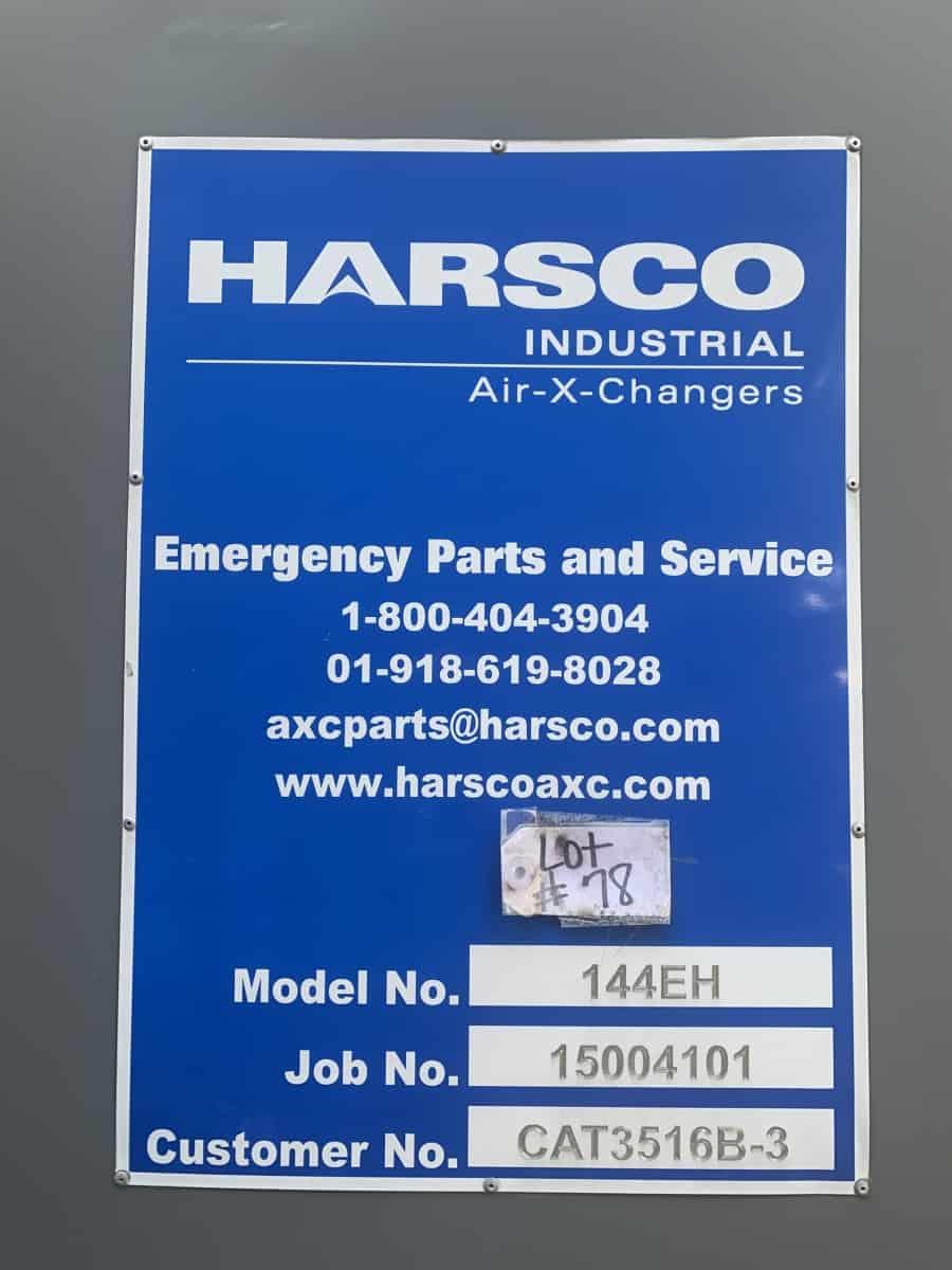 144EH 3 Stage Compressor Cooler (Copy) 14147653-1