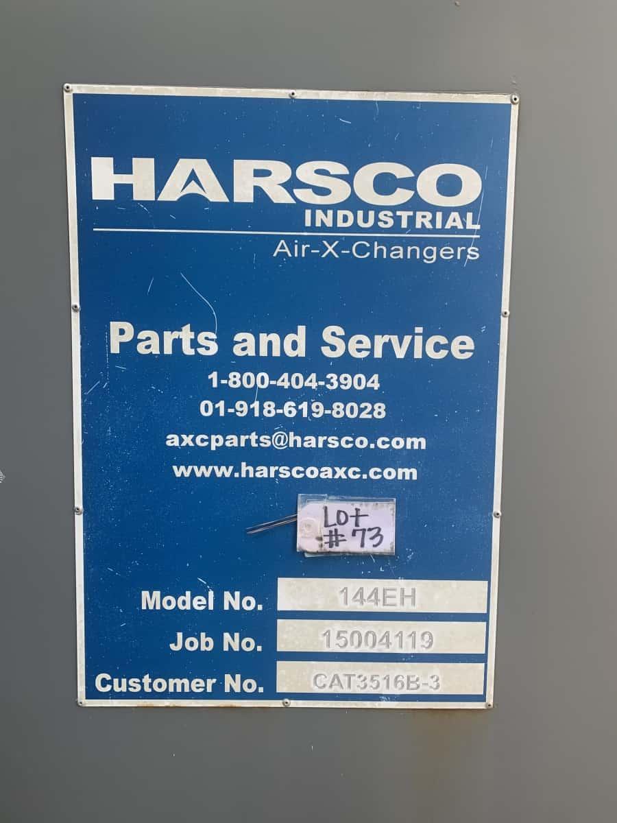 144EH 3 Stage Compressor Cooler 15004119