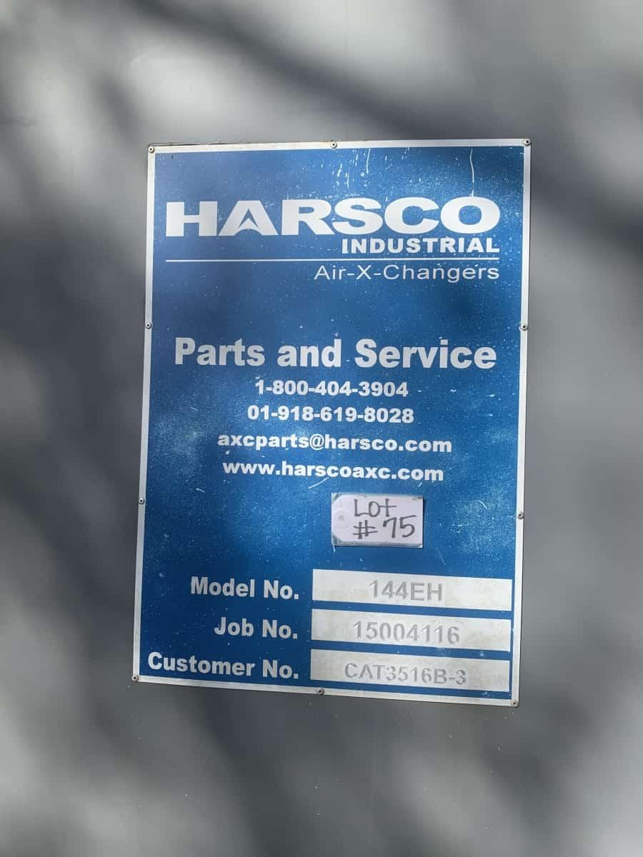 144EH 3 Stage Compressor Cooler (Copy) 15004111-1